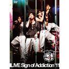 G.Addict LIVE Sign of Addiction '11 LIVE DVD