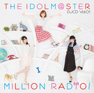 THE IDOLM@STER MILLION RADIO! DJCD Vol.01【通常盤】
